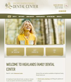 #sesamewebdesign #psds #ortho #brown #green #contained #gradient #top-nav #curvy #sans #texture