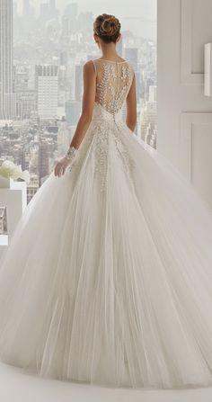 vestido de noiva <3 *-*