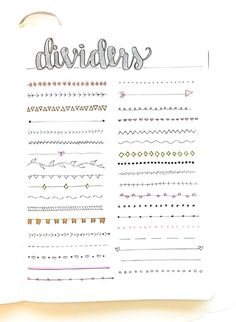 Try all of these different bullet journal elements to effectively plan, manage, and create beautiful layouts and spreads in your bullet journal. s life Bullet Journal Elements For Creative Planning – Sidereal Life Bullet Journal School, Bullet Journal Dividers, Bullet Journal Headers, Bullet Journal Banner, Bullet Journal Lettering Ideas, Bullet Journal Notebook, Bullet Journal Layout Ideas, Borders Bullet Journal, Bullet Journal Index Page