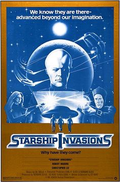 Starship Invasions - 1977 - Movie Poster