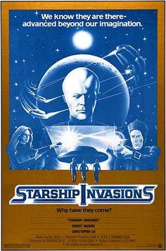 Starship Invasions - 1977 - Movie Poster