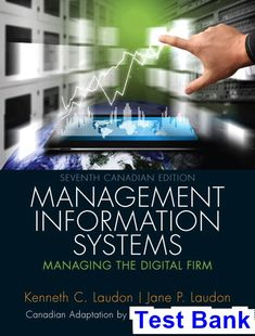 Test bank for accounting volume 1 canadian edition 9th edition by test bank for management information systems managing the digital firm canadian 7th edition by laudon ibsn fandeluxe Images