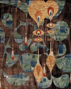 Rex Ray - Alvarado - Samad - Hand Made Carpets. Holy moly, it's a rug!!