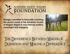Niagara Region, Make A Donation, Foundation, Positivity, How To Make, Foundation Series