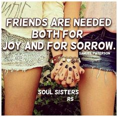 A friend will be there no matter how R