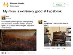 Facebook is still a blessing.