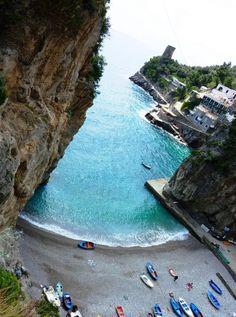 Amalfi Coast, Italy - Praiano