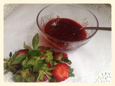 Mermelada de Fresa Casera. Receta en www.amaiabarrenez.blogspot.com