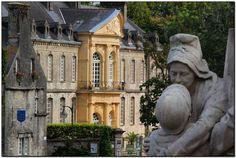 Valognes, le petit  Versailles normand. Basse-Normandie
