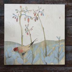 dana kinter- underway for Painting Photos, Australian Artists, Art Painting, Artist Inspiration, Botanical Art, Painting Illustration, Tree Collage, Painting, Bird Drawings