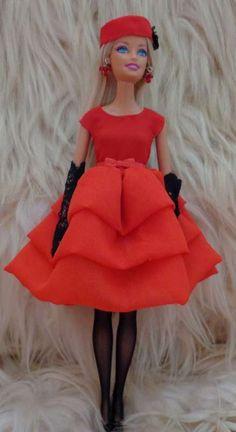 getting ready for the Oscars- Oscars!   Nielen šitie pre barbie