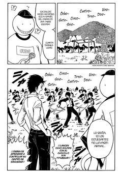 Manga Ansatsu Kyoshitsu -Assassination Classroom- cápitulo 4 página AssassinClass_c004_p01.jpg
