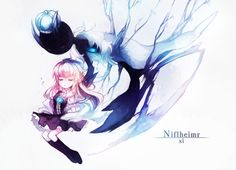 Cytus / Deemo/ Rayark fan blog —  yeoniest: xi - Niflheimr for Deemo 『Frozen...