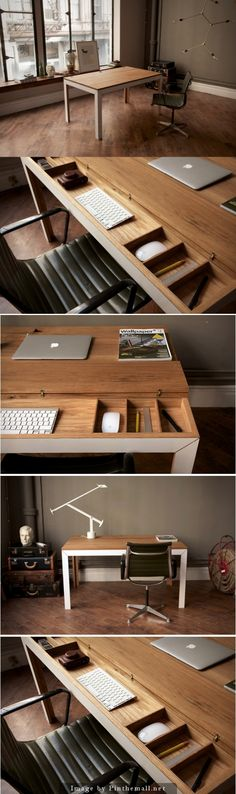 Tribeca Desk, by Soren Rose