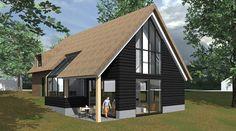 Moderne boerderij nieuw ontwerp - Bongers Architecten BNA