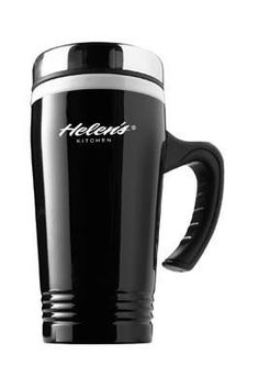 THE DELICIOUS 12oz - 18-8 stainless steel exterior and ceramic interior COLOURS: Blue, Black, Pink, Red