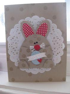 SWEET PEA - BUNNY: Easter Bunny