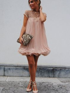 lapetiteblonde Outfit   Verano 2013. Cómo vestirse y combinar según lapetiteblonde el 27-8-2013