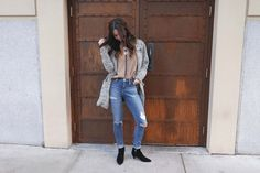 Weekend Ready TOBRUCK AVE #Denim #OOTD @gentlefawn