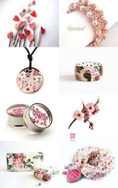 romantic pink  by Anastasia on Etsy--Pinned with TreasuryPin.com