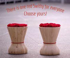 Swithy stool celebrating love!   #showthelove #love #twosixdesign #swithystool