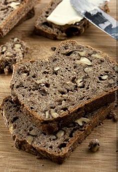 Discover recipes, home ideas, style inspiration and other ideas to try. Cookbook Recipes, Bread Recipes, Cake Recipes, Cooking Recipes, Healthy Recipes, Kiflice Recipe, Gluten Free Pizza Base, Breakfast Crepes, Kolaci I Torte