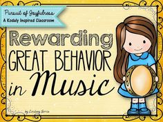 Today one of my kindergarten classes earned their very first free day in music. I'm sure it sounds crazy, but our free days are actually very fun and very musical. They require zero planning, as the s