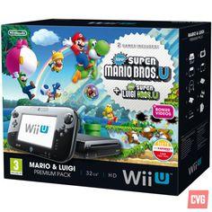 News: Nintendo releases new Wii U bundles in US - ComputerAndVideoGames.com