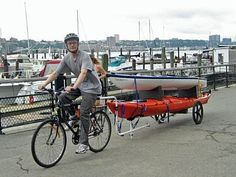 Velo-city - Watercraft Trailers