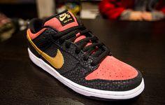"""Brooklyn Projects x Nike SB Dunk Low """"Walk Of Fame"""" fresh...ill...  www.kashone/blogger.com"""