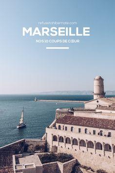#Marseille, nos 10 coups de cœur. Un #café cactus, un bar caché, les calanques de Sugiton, Mugel et Figuerolles. La beauté de Cassis...
