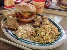 BBQ Lunch Southern Caribbean Cruise, Eastern Caribbean Cruises, Western Caribbean, Princess Cays Bahamas, Princess Cruises, Falmouth Jamaica, Majesty Of The Sea, Jamaica Cruise, Costa Maya