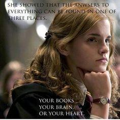 Hermoine Granger…