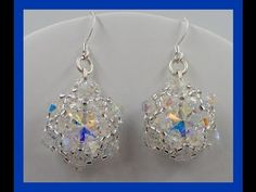 Bling in the New Year Earrings - YouTube