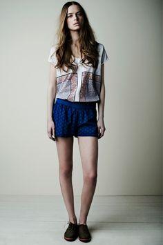 18250 Camiseta Top / 18817 Shorts