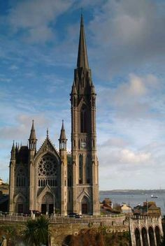 St Colman's Cathedral in Cobh, Ireland is an exquisite gem of neo-Gothic architecture. A visit to Cobh Cathedral is a moving spiritual experience
