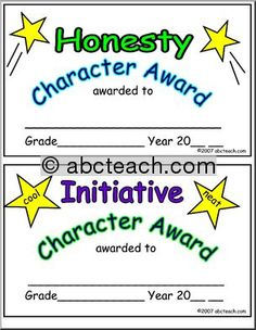 Middle School Junior High Certificates I abcteach provides over worksheets page 0 Student Teacher, New Teachers, Elementary Pe, Star Students, Word Puzzles, Public School, School Days, Sunday School, School Counselor