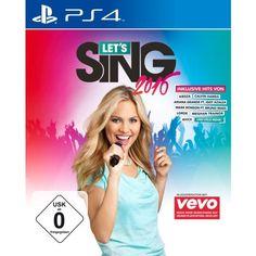 """Jetzt rockst du deine Konsole: Let's Sing 2016 sorgt für gute Laune und ist ein Spaßgarant auf jeder Party. Egal ob allein, gemeinsam oder gegeneinander, hier hat jeder Gesangs-Fan eine Menge Spaß. Die Playlist von Let's Sing 2016 liefert neue Hits wie """"All About That Bass"""" von Meghan Trainor, Calvin Harris feat. Ellie Goulding mit """"Outside"""", Clean Bandit"""