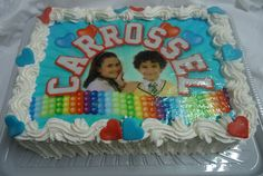 Bolo do Carrossel - Cake - https://www.docemeldoces.com/