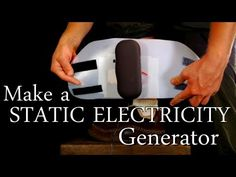 ion generator diy - Google Search