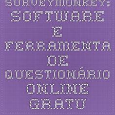 SurveyMonkey: software e ferramenta de questionário online gratuitos