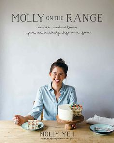 Molly on the Range cookbook cover