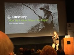 Debby's Family Genealogy Blog: San Diego History Center–Genealogy Day