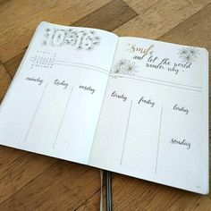 """""""Next weeks layout inspiration is from and Bullet Journal Weekly Layout, Bullet Journal Tracker, Bullet Journal Notes, Bullet Journal Printables, Bullet Journal How To Start A, Bullet Journal School, Bullet Journal Spread, Weekly Planner Template, Day Planners"""