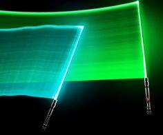 The Lasersaber | DudeIWantThat.com