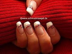 Finger, Nail Art, Nails, Design, Beauty, Google, French Tips, Fingernail Designs, Beleza