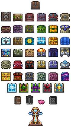 png - The Official Terraria Wiki Game Level Design, Game Design, Pixel Maker, Terraria House Design, Piskel Art, Greek Goddess Art, Minecraft Banner Designs, 8bit Art, Pixel Art Games