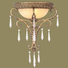 Dar lighting bath vanity lighting  | Bathroom Lighting Fixtures on New 1 Light Crystal Wall Sconce Lighting ...