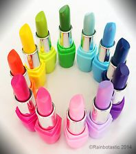 "regenbogenfarbenhell: ""Lippenstift"" - ☮ Just Rainbow Things ☮ - - regenbogen - Rainbow Rainbow Photo, Rainbow Art, Rainbow Colors, Rainbow Lips, Taste The Rainbow, Over The Rainbow, Rainbow Things, World Of Color, Color Of Life"