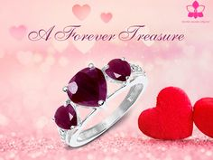 Treasure the love of your beloved with Orchid Jewelry's Valentine Collection!